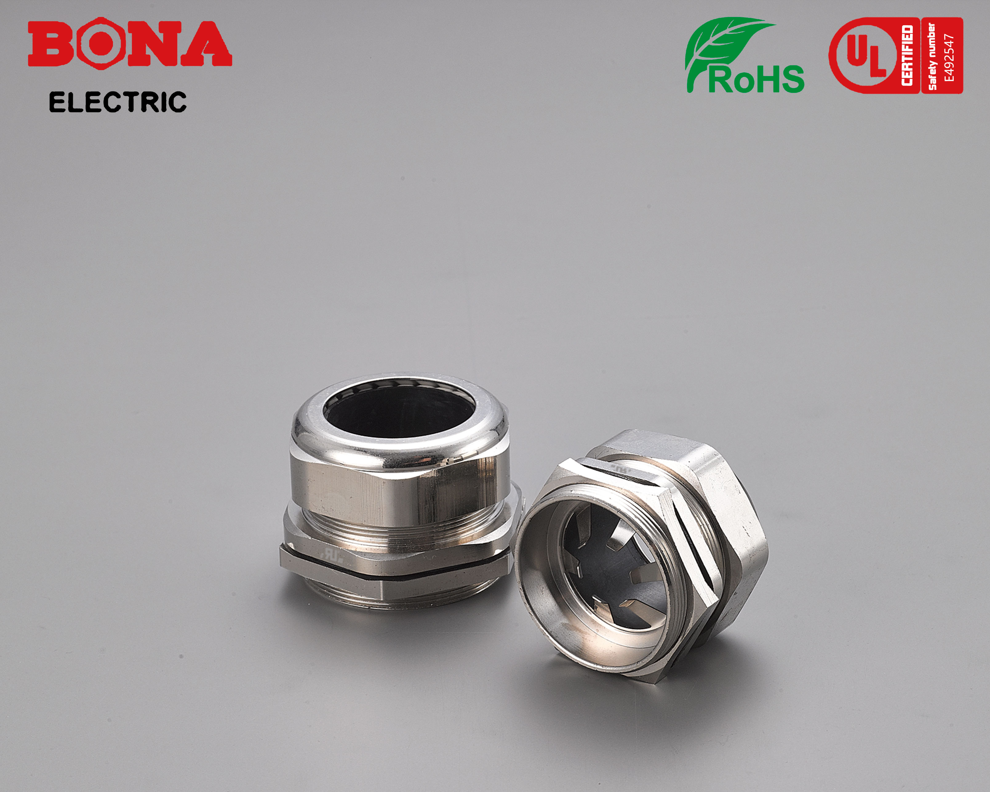 EMC Metal Cable Glands UL E492547
