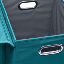 Rectangular Hamper Folding Laundry Bin with Lid
