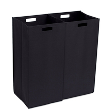 Multi Dual Double Compartment Laundry Hamper