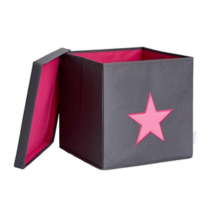 Foldable Cloth Storage Childrens Storage Boxes for Toys